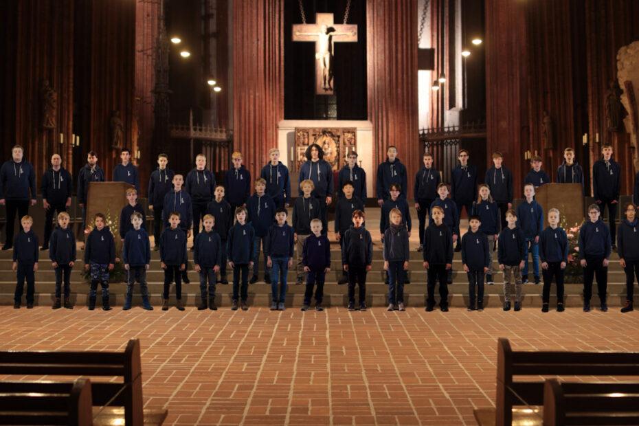 """Ein """"virtueller Chor"""" in St. Marien: Zusammengesetzt aus Einzelaufnahmen"""